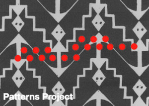 The Patterns Project will generate a series of messaging and dynamic installations in collaboration with other artists and designers to bring awareness and education to people on the street level.