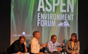 Kevin Costner at the 2010 AEF.